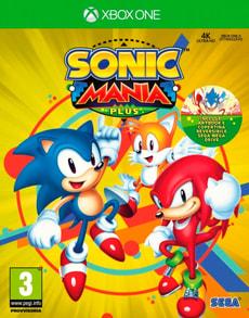 Xbox One - Sonic Mania Plus (I)