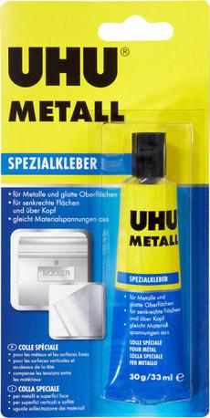 Colle spécial métal