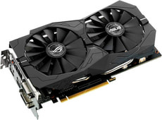 GeForce GTX1050 Ti STRIX 4G