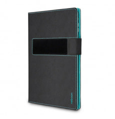 Tablet Booncover XL Etui en cuir noir
