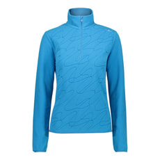 WOMAN LIGHT FLEECE SECOND LAYER