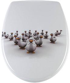 Siège de WC Quantum Duck