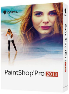 PC - Paint Shop Pro 2018 - versione completa