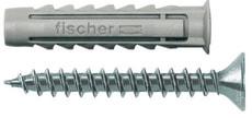 Nylondübel SX 8 x 40 inkl. Schrauben