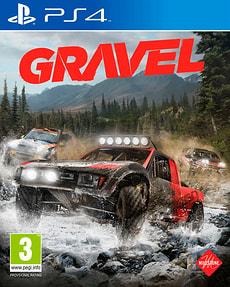 Gravel [PS4] (D/F/I)