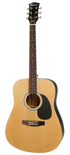 guitare acoustique - Starter Set