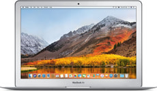 CTO MacBook Air 13'' 1.8GHz i5 8GB 256GBSSD