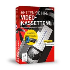 MAGIX Retten Sie Ihre Videokassetten 2019 [PC] (D)