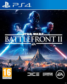 Star Wars: Battlefront II [PS4] (D/F/I)