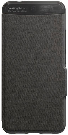 View 2 Pro Book Cover Smart Folio Earthy Grey