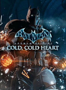 PC - Batman: Arkham Origins - Cold- Cold Heart