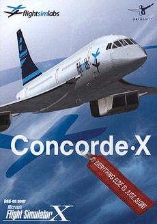 PC - Concorde X pour FSX (Add-On)