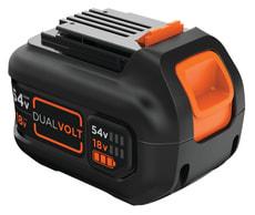 Batterie de rechange 54 V 2.5 Ah