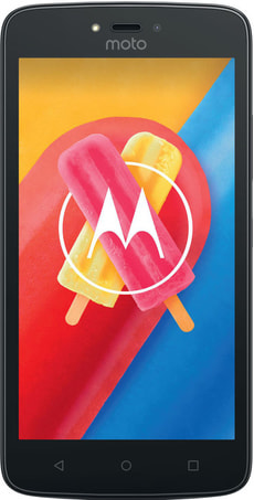 Motorola Moto C Dual SIM 16GB rot