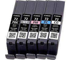 PGI-72 Multipack  PBK / GY/ PM / PC / CO