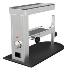 Raclette bloc Premium, chrome