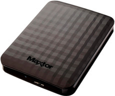 """Maxtor disque dur externe M3 Portable 2 To USB 3.0 2.5"""""""