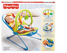 Fisher-Price My Friendly 1st Bouncer