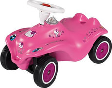 W9 NEW BIG BOBBY CAR HELLO KITTY