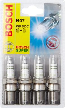 N07 WR 8 DC Super bougie