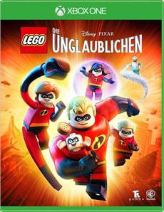 Xbox One -   LEGO Die Unglaublichen