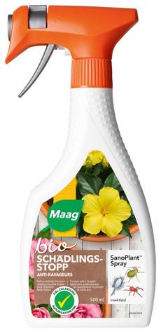 SanoPlant Spray contre ravageurs, 500 ml