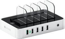 Ladedock mit 5 USB Ports