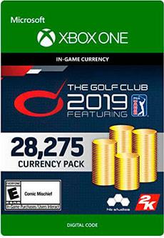 Xbox One - The Golf Club 2019 feat. PGA Tour - 28275C