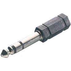Adattatore 3,5mm/6,3mm, Stereo