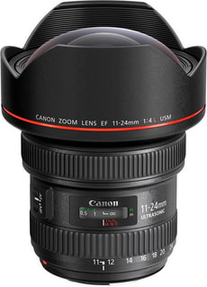 EF 11-24mm f/4.0 L USM Objektiv Import