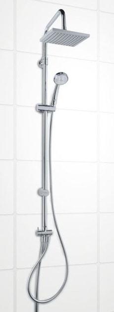 Duschsystem Arche LED