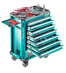 Werkstattwagen SWISS-TEAM PLUS+PRO