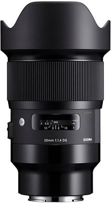 20mm F1,4 DG HSM Art (Sony-E)