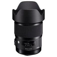 20mm/1,4 DG HSM / Canon ART Obiettivo