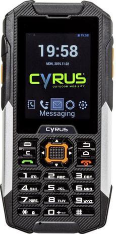 CM16 Dual SIM nero