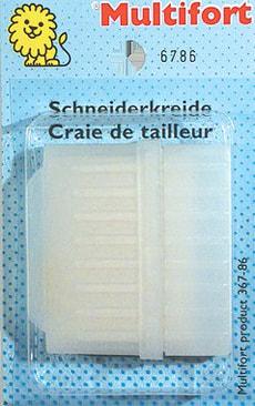 Schneiderkreide in Etui