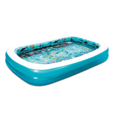 3D Family Pool rechteckig