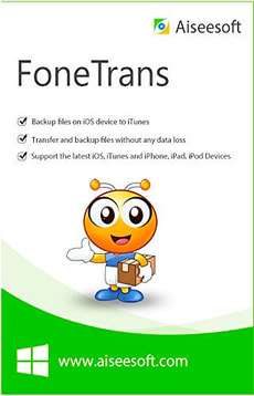 FoneTrans iOS Transfer PC (D)