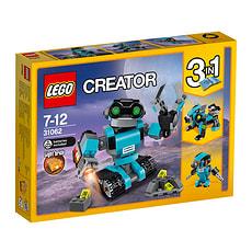 LEGO Creator Forschungsroboter 31062