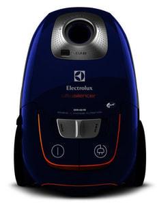 Electrolux UltraSilencer USALLFLOOR Stau