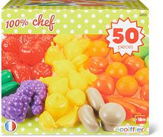 Box con frutta e verdura