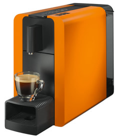 Compact One Kapselmaschine racing orange