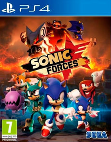 Sonic Forces - Day One Edition [PS4] (I)