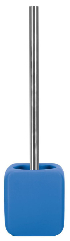 WC-Bürstengarnit Cubic koenigsbla