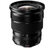 Fujinon XF 10-24mm F4 R OIS, Objectif