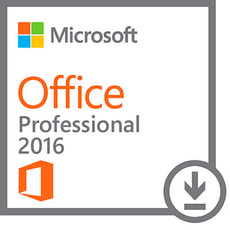 Office Professional 2016 PC ESD