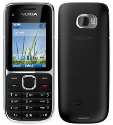 L- Nokia C2-01_black