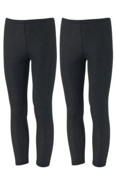 Lot de 2 pantalons thermiques pour enfant