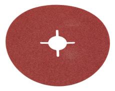 CUT-FIX® Fiberschleifscheiben, Metallbearbeitung, 125 x 22 mm