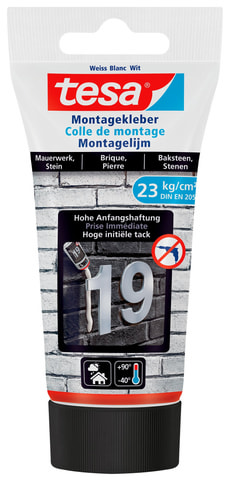 Colle de montage brique, 110 g